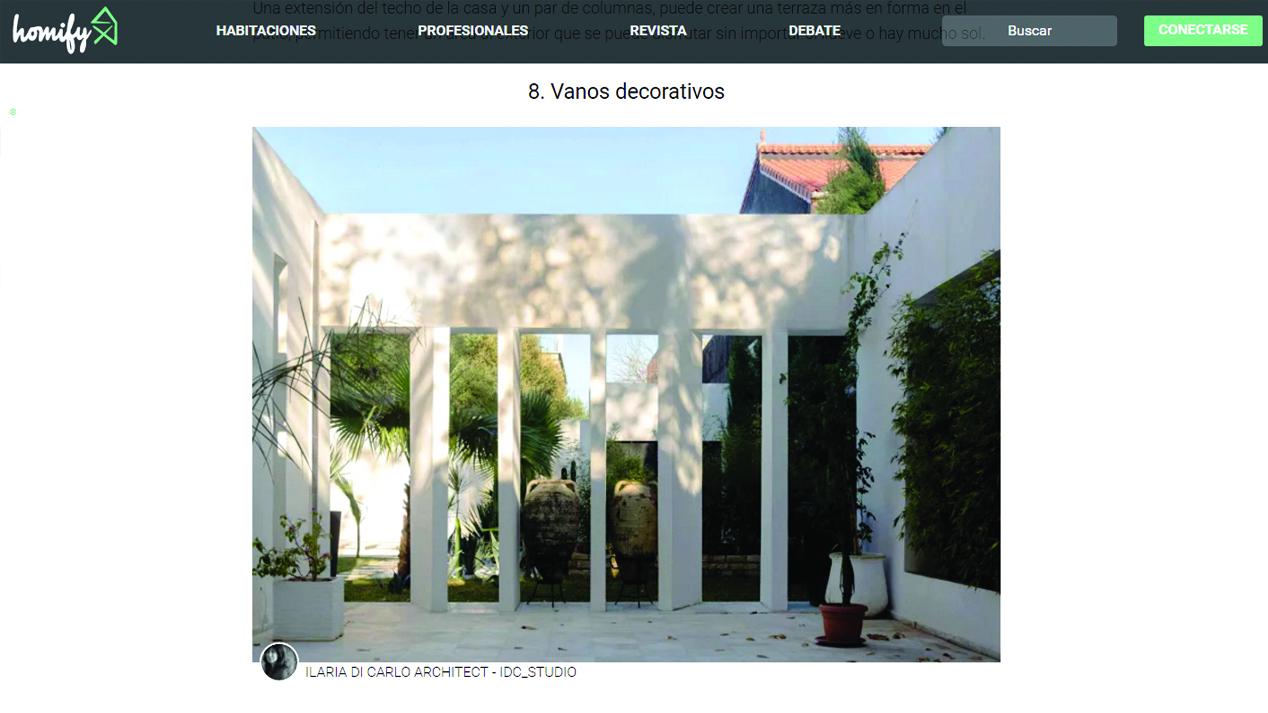 Ilaria Di Carlo_Architects Piazza B  Cairoli 107 00186 Rome